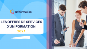 Vos services Uniformation en 2021